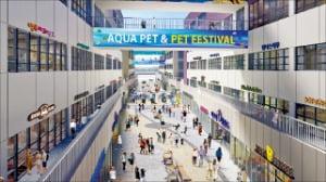 아쿠아펫랜드, 국내 첫 '관상어 테마파크' 체험 쇼핑몰