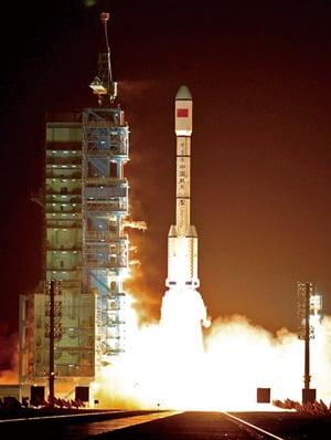 중국 우주개발 프로젝트/사진=AP