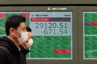 세계 3위 경제 대국 일본, 흔들리는 금융시장 지위