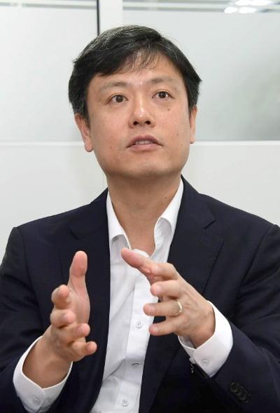 장병규 크래프트 창업자 /한국경제신문
