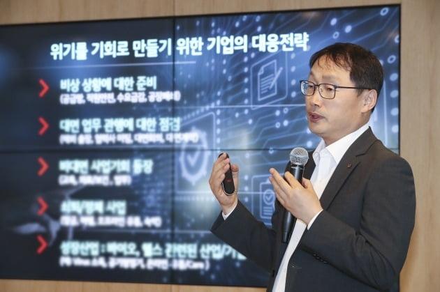 구현모 KT 대표 /KT 제공