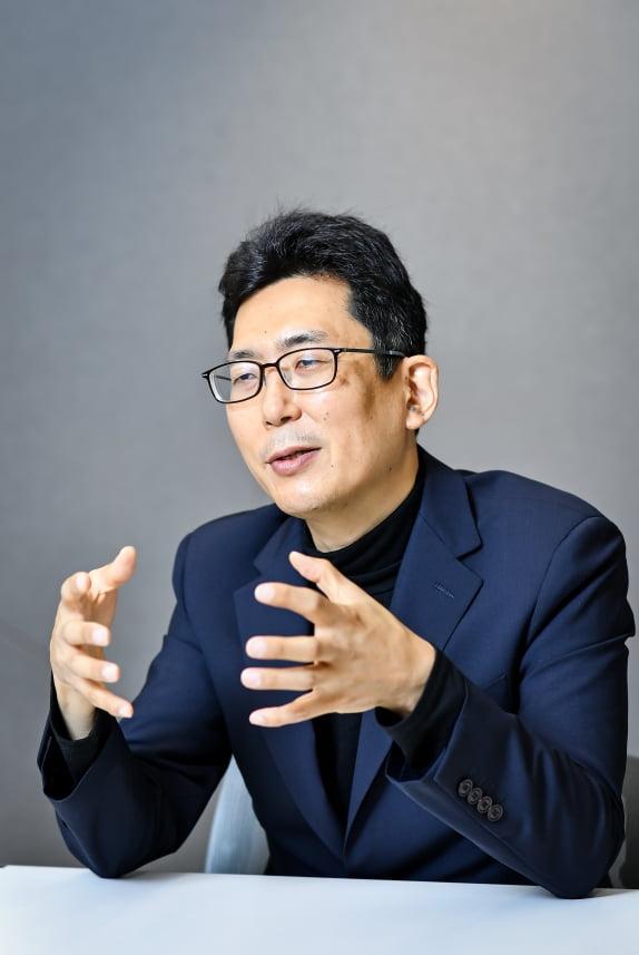 """김영한 가우스랩스 대표 """"산업 AI는 거대한 블루오션…세계 1위 다질 것"""""""