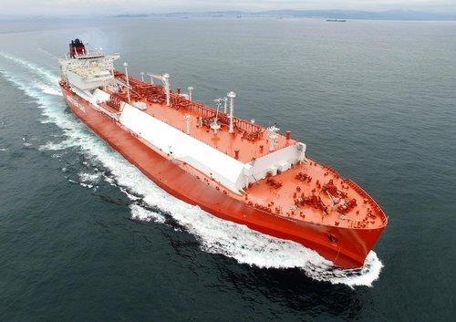 한국조선해양, 2천100억원 규모 LNG 운반선 1척 수주