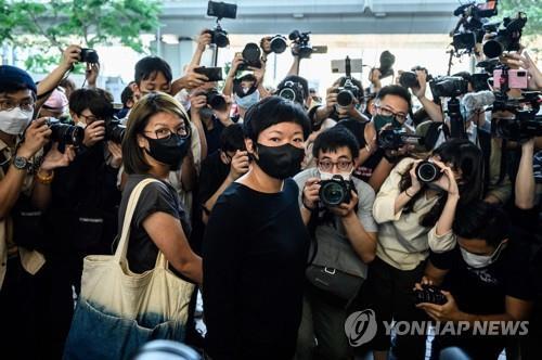 """홍콩기자협회 """"언론자유지수 최저…더 악화할 듯"""""""