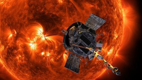 태양탐사선 '파커' 중력도움 비행 중 금성 전리층 30년만에 통과