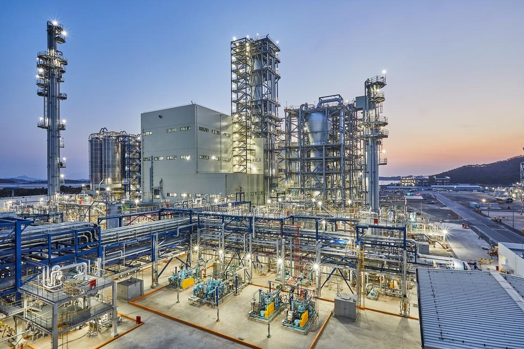 한화토탈, 폴리프로필렌·에틸렌 생산시설 증설 완료