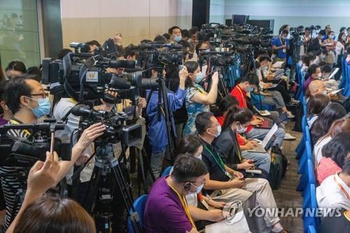 """국경없는기자회 """"중국, 전세계 언론 자유의 최대 위협"""""""