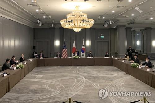 G7, 미 대북정책에 힘실었지만…북 무반응에 북미는 접촉도 난제