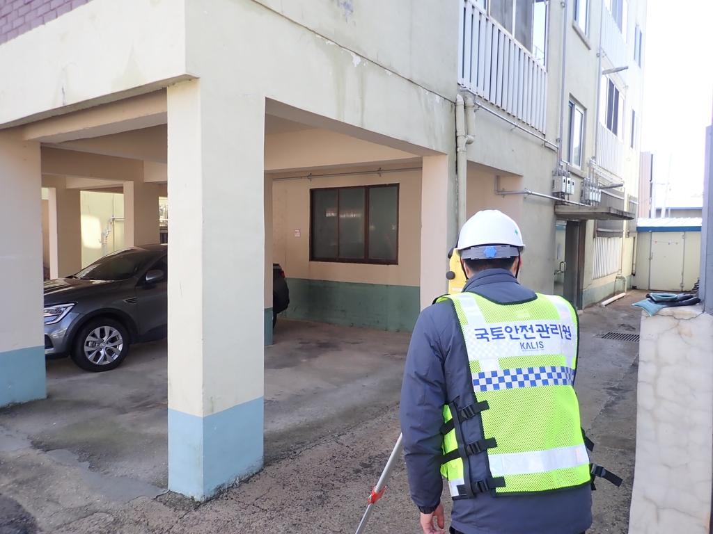 국토안전관리원, 경남 노후 공동주택 안전 지킨다