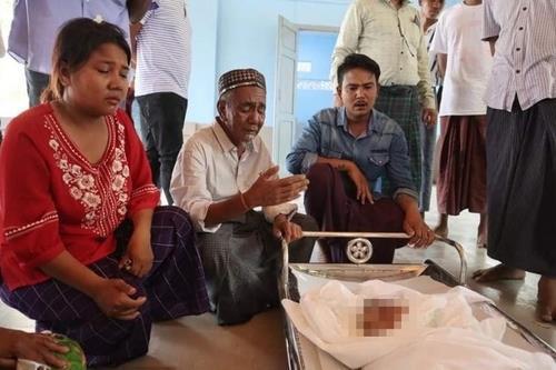 [미얀마의 5·18] ① 민주화 요구에 발포 명령…41년만에 재현된 악몽