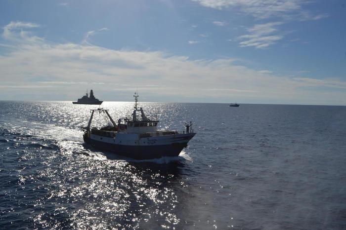 리비아 근해서 伊어선 피격 1명 부상…어업권 분쟁 재발 조짐