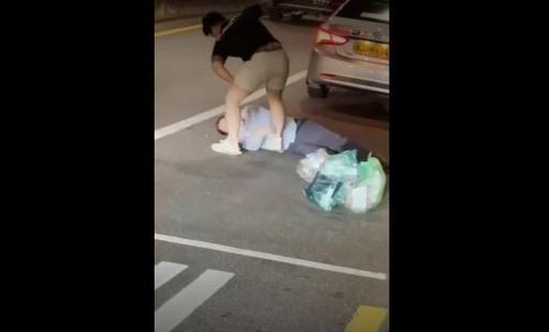 택시기사 마구잡이 폭행한 20대, 현장 체포돼 구속