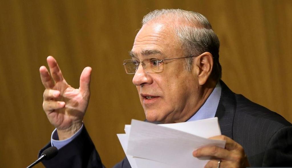 """OECD 사무총장 """"브라질은 이미 가족의 일원""""…가입 청신호?"""