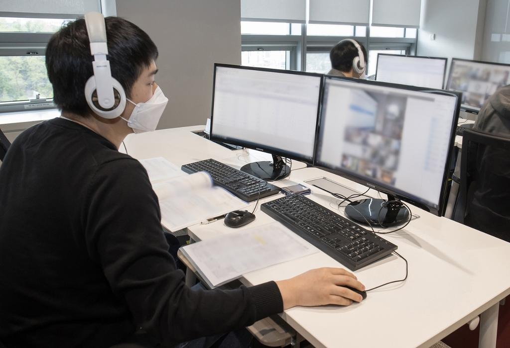 """삼성 온라인 필기시험 GSAT 첫날…""""난이도 대체로 무난"""" 평가"""