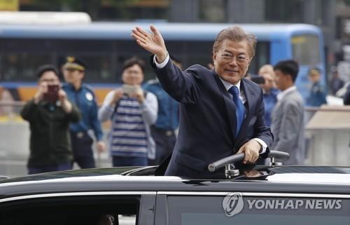 """일본 언론 """"문 대통령 임기 중 한일관계 개선 어려울 것"""""""