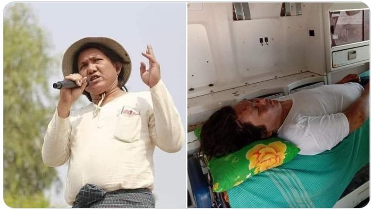 """반군부 미얀마 시인 구금 중 사망…아내 """"장기 없는 시신으로"""""""