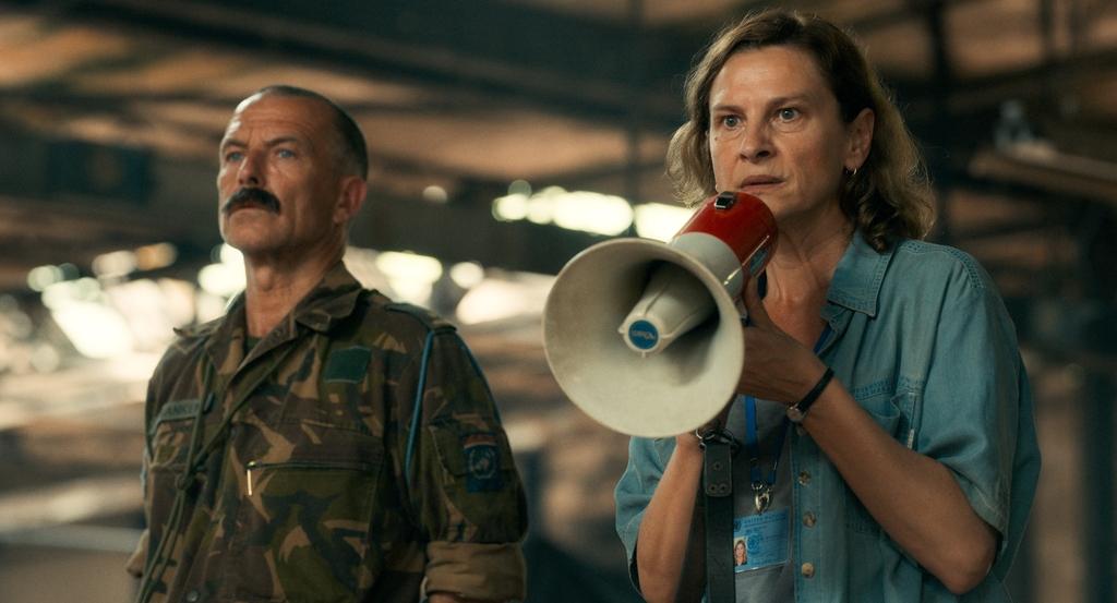 반복되는 비극의 역사…영화 '쿠오바디스, 아이다'