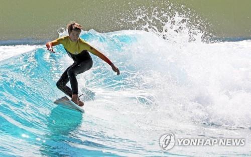 시흥시, 전국 첫 서핑 실업팀 창단