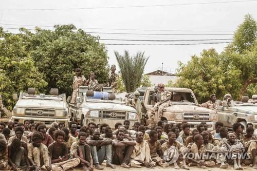 차드 군사정부, 북부 지역서 반군 축출 주장