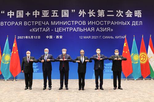 중국-중앙아 5개국, 코로나 공동대응·협력체계 구축