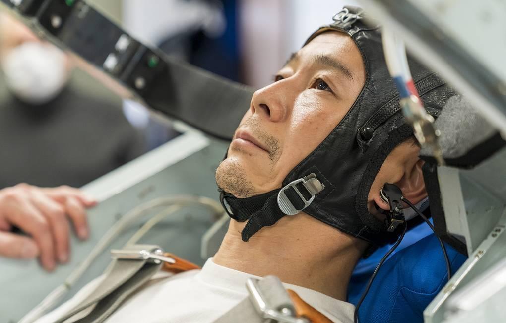 """""""일본 갑부 마에자와 등 2명, 러 소유스 우주선타고 ISS 여행"""""""