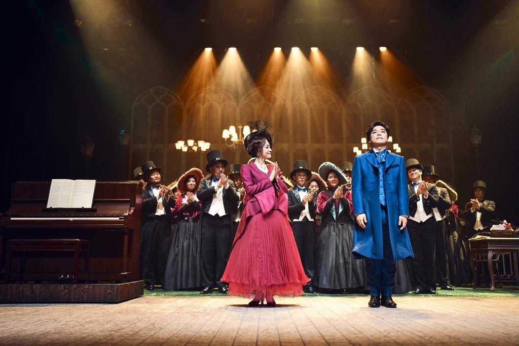 오페라 '브람스', 악곡 선정 효과적이나 캐릭터 입체성은 부족