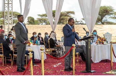 대우건설, 에티오피아 '메키-즈웨이 고속도로' 본선 준공