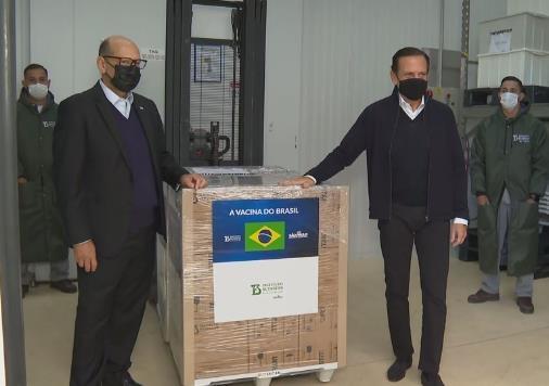 브라질, 중 시노백 백신 원료 수입 중단돼 백신 수급 비상