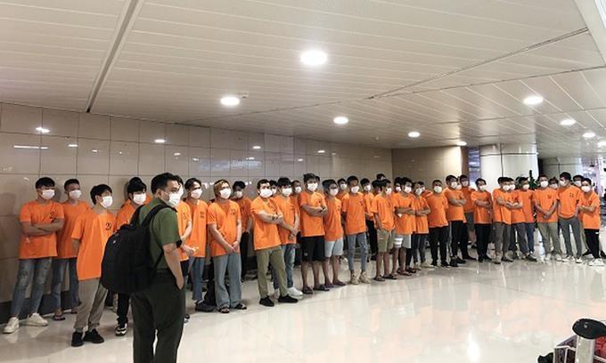 베트남, 코로나 확산 와중에 중국인 밀입국 '이중고'