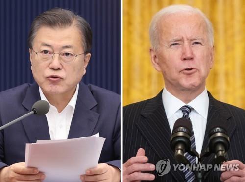 4대 그룹, 한미정상회담에서 40조원 '투자 선물' 푸나