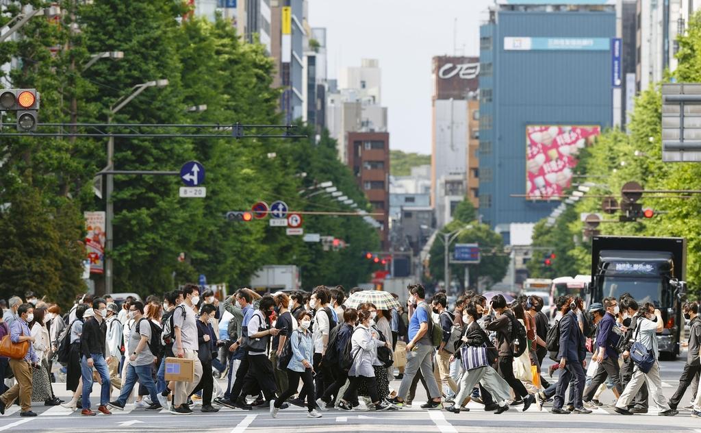 '약발 사라진 긴급사태'…일본 코로나 신규확진 연일 6천명대