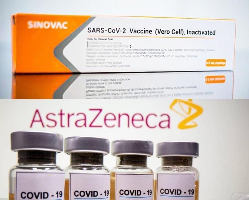 브라질, 중국산 원료 수입 중단으로 시노백·AZ 백신 생산 차질