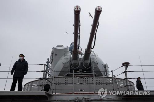 러시아, 자국 인접 해역 서방 군사 활동에 경계감