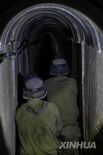 '끝장 공습' 이스라엘이 겨냥한 하마스의 지하터널은