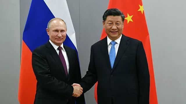 """""""푸틴-시진핑, 중국내 원자력시설 기공식에 함께 화상 참석"""""""