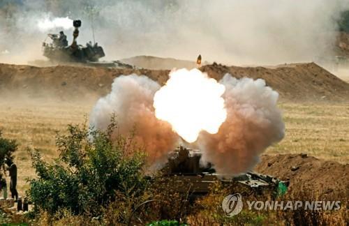 이스라엘, 11일째 충돌 속 휴전 논의…가자 사망자 232명(종합2보)