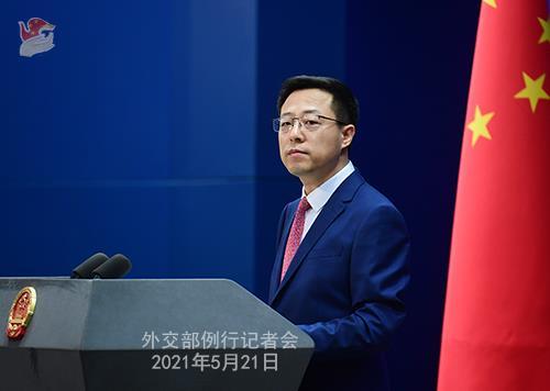 """중국, 한미 '대만' 언급에 """"외부 간섭 용납못해""""(종합)"""