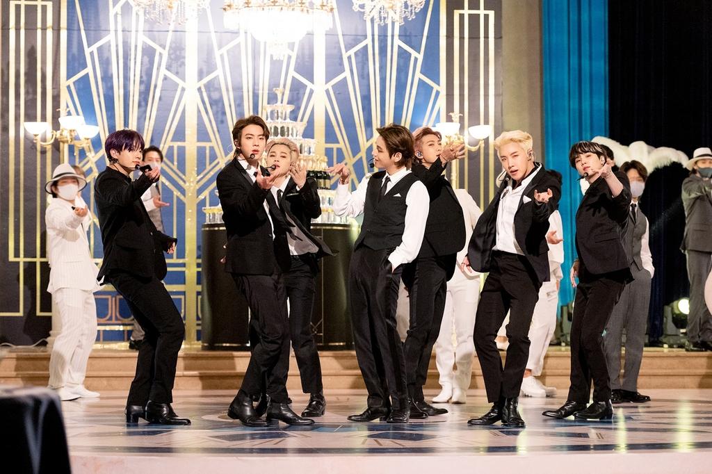 BTS '버터', 빌보드 '팝 에어플레이' 라디오 차트 26위 진입(종합)