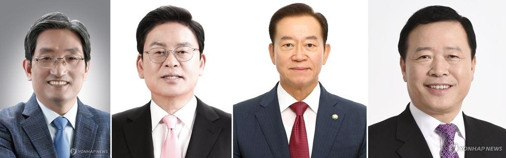 [지방선거 D-1년] ⑪ 이시종 떠나는 충북, 빅매치 성사될까