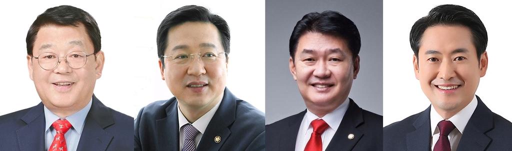 [지방선거 D-1년] ⑥ 대전시장 후보군 `춘추전국시대'…허태정 재선도전 가시밭길