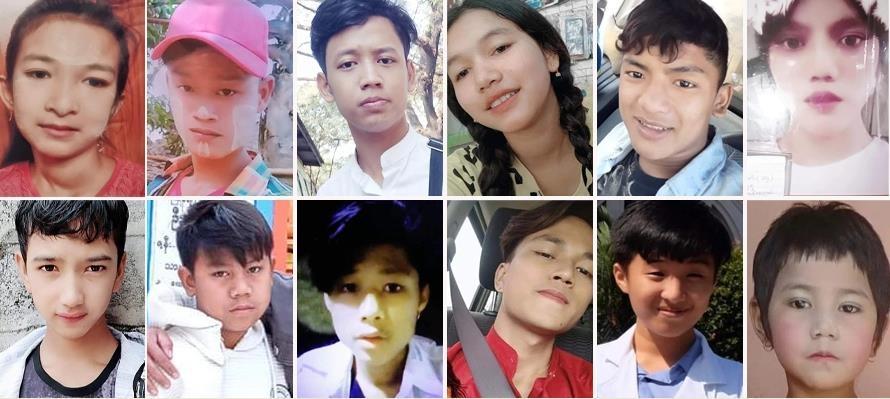 '아빠 품에 안겼다가…' 미얀마 군경 총격에 어린이 70여명 숨져