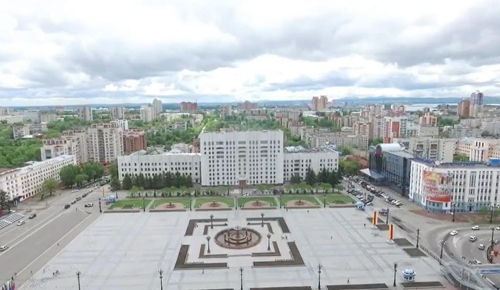 [에따블라디] '극동의 수도' 옛 명성 회복 꿈꾸는 하바롭스크