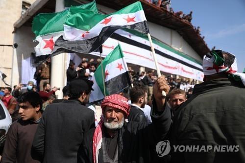 시리아 알아사드 대통령 4선 성공…28년 '철권통치' 길 열었다(종합)