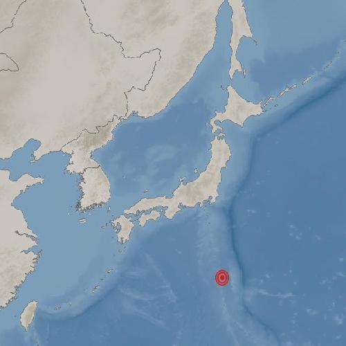 일본 시즈오카현 시즈오카 남남동쪽서 규모 5.6 지진 발생