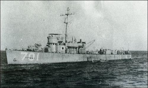 보훈처, 6월의 전쟁영웅에 해군 최초 전투함 '백두산함' 선정