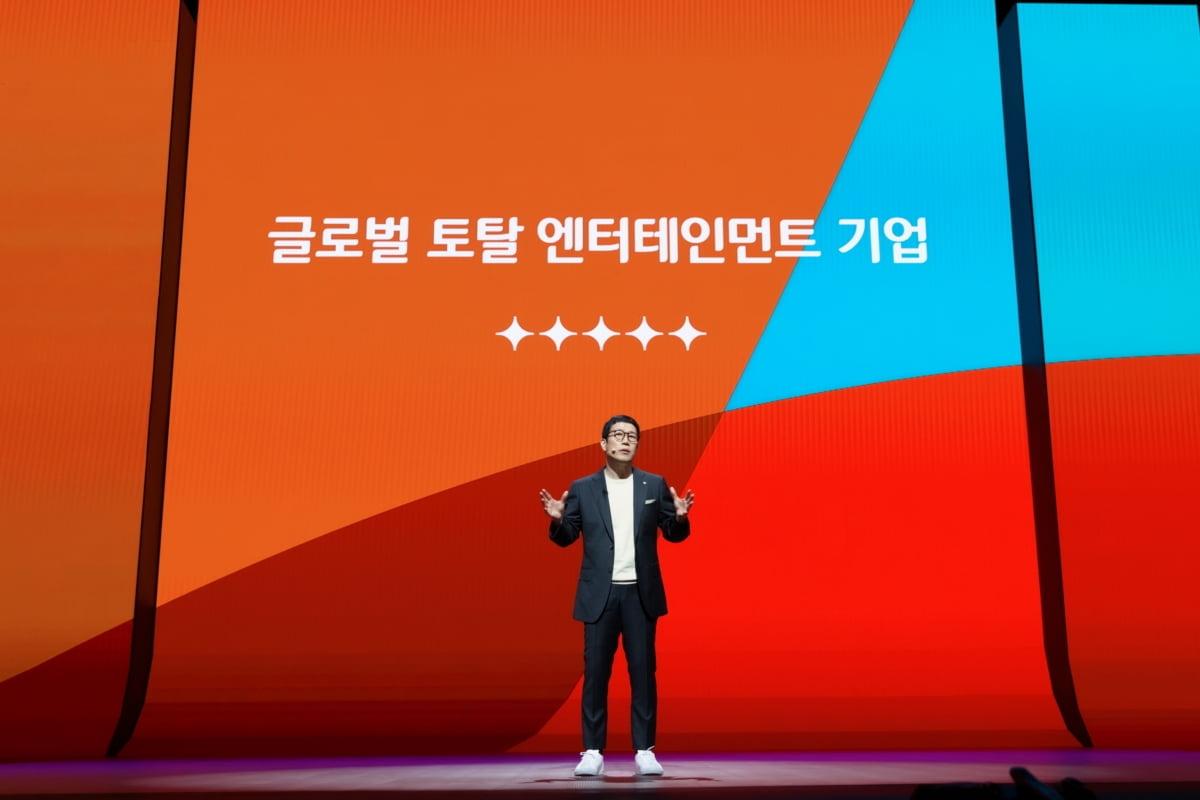 강호성 CJ ENM 대표
