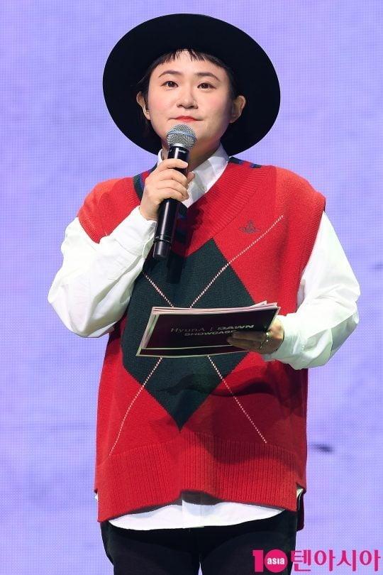 개그우먼 김신영./사진=텐아시아DB