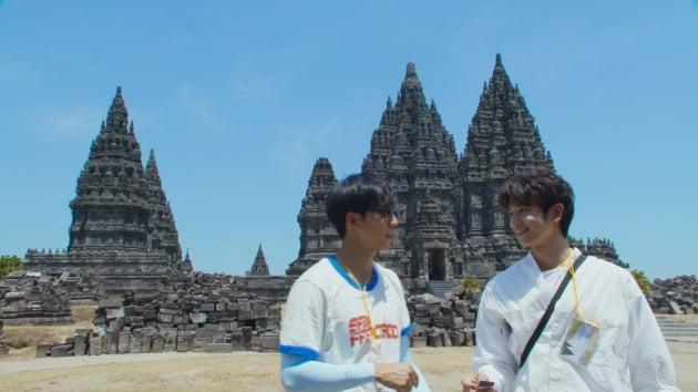 '투게더' 이승기, 류이호의 인도네시아 여행 / 사진제공=넷플릭스