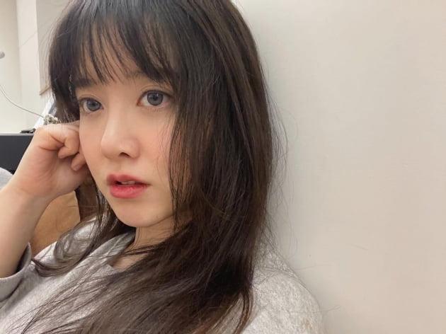 배우 구혜선/ 사진=인스타그램