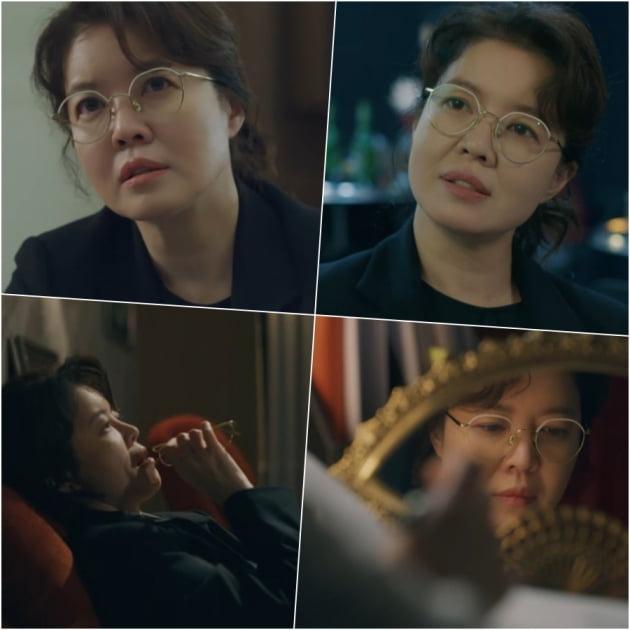배우 김여진 /사진 = tvN '빈센조'